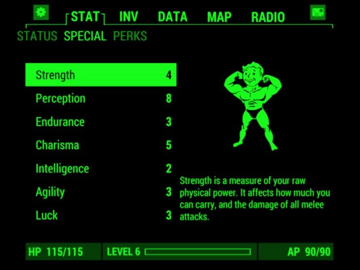 Fallout 4 Pipboy App