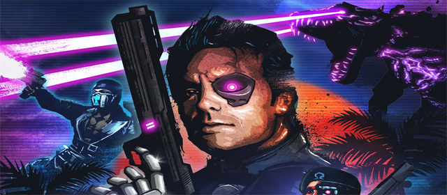 Far Cry 3 Blood Dragon Featured
