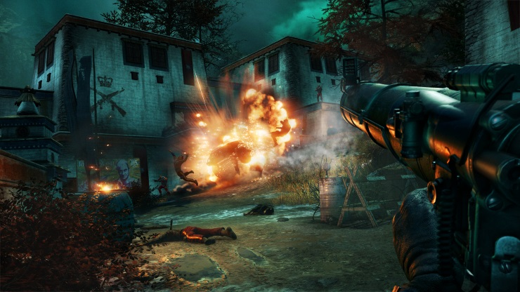 Far Cry 4 review - combat