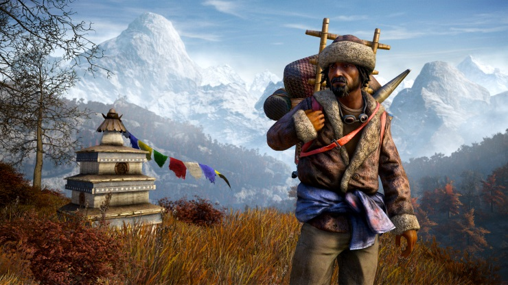 Far Cry 4 review - sherpa