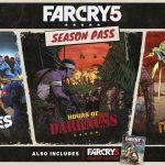 Far Cry 5 season pass detailed, Far Cry 3 Classic Edition included