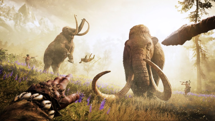 Far Cry Primal preview hands on