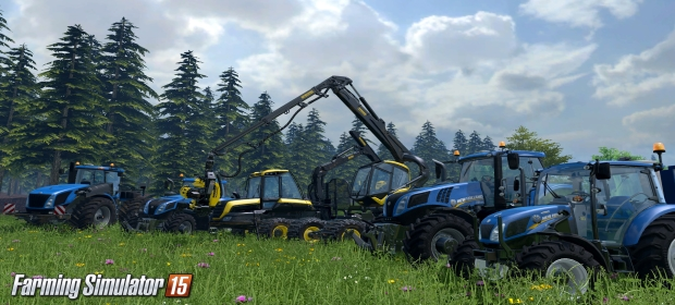 Farming Simulator 15 – Revealed in Screenshots