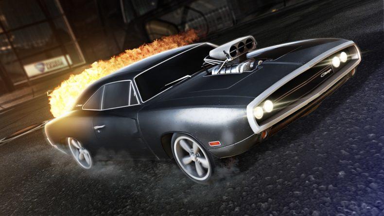 Rocket League Fast & Furious 3-Car Bundle