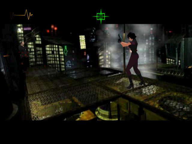 A Look Back on... Fear Effect and Fear Effect 2: Retro Helix