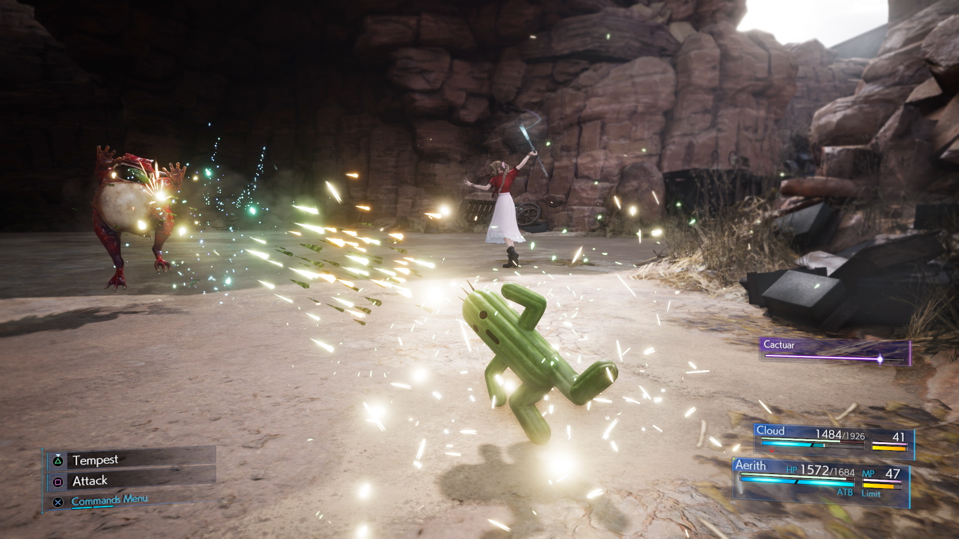 Final Fantasy VII Remake summons are amazing