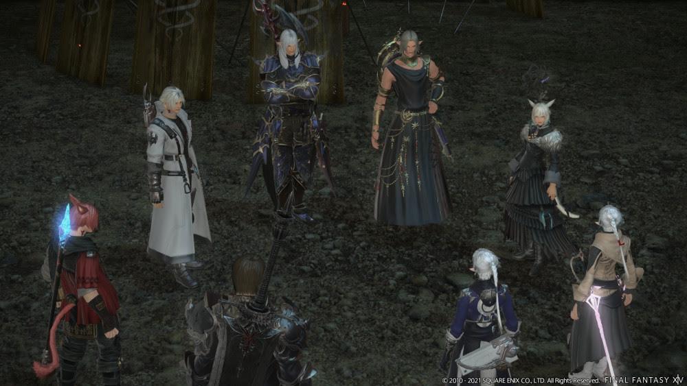 Final Fantasy XIV online patch