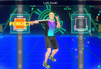 Fitness Boxing 2: Rhythm and Exercise demo