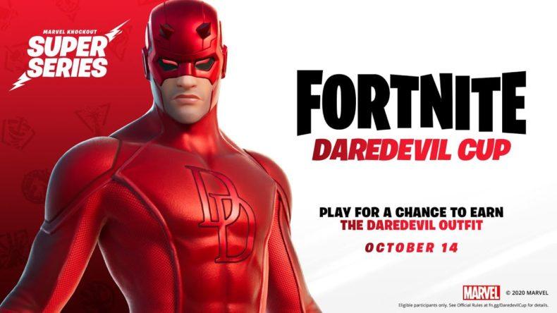 Fortnite Marvel Knockout Super Series