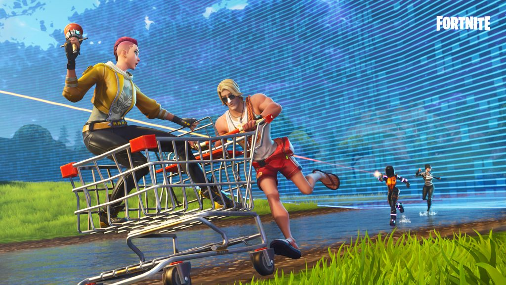 Epic Games will let you merge Fortnite Battle Royale purchases