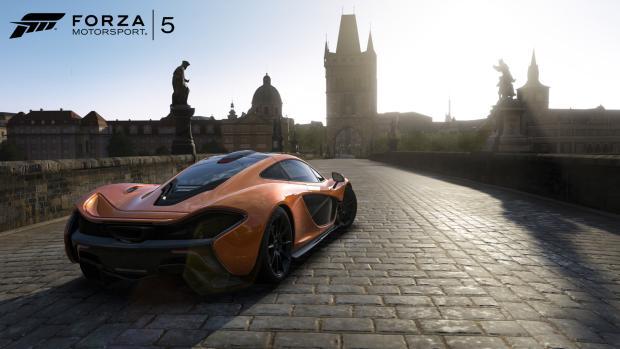 Forza 5 Intro Race