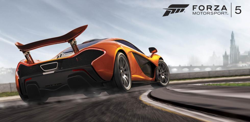 Forza 5 Slider