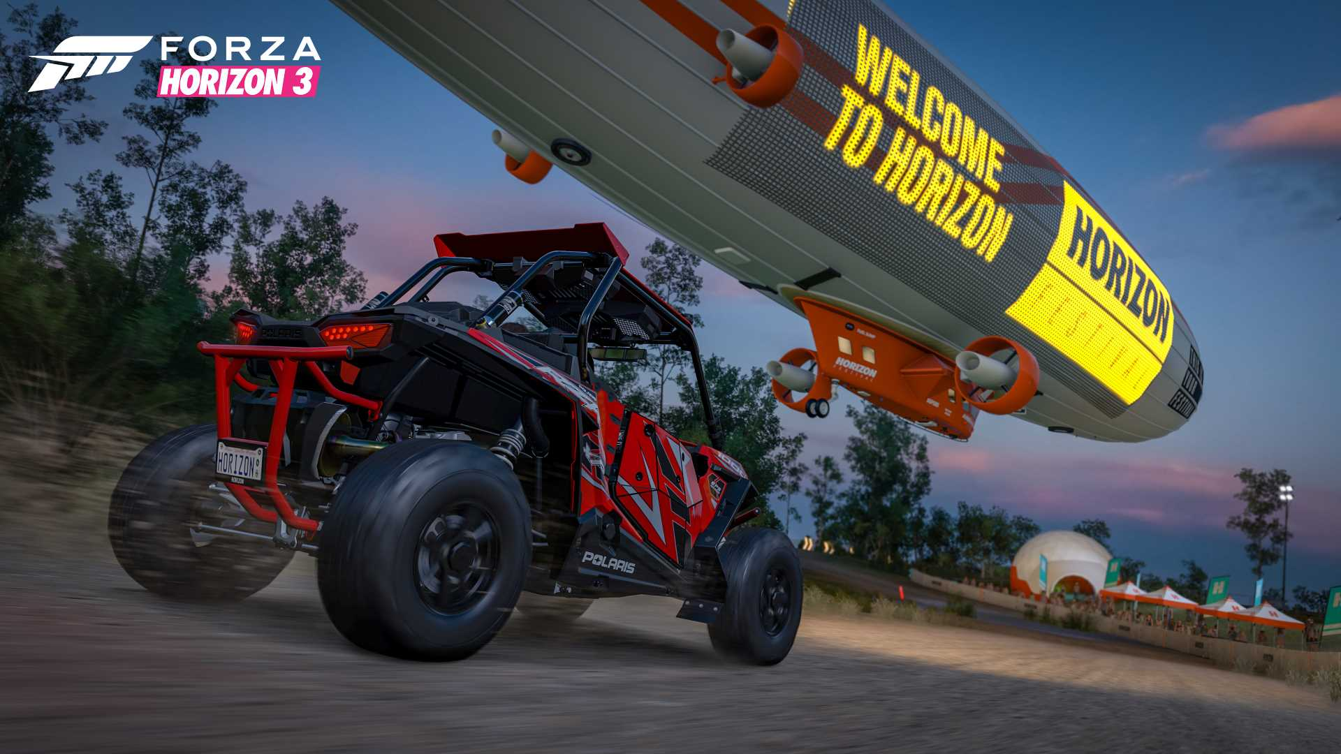 Forza Horizon 3 screenshot xbox one pc