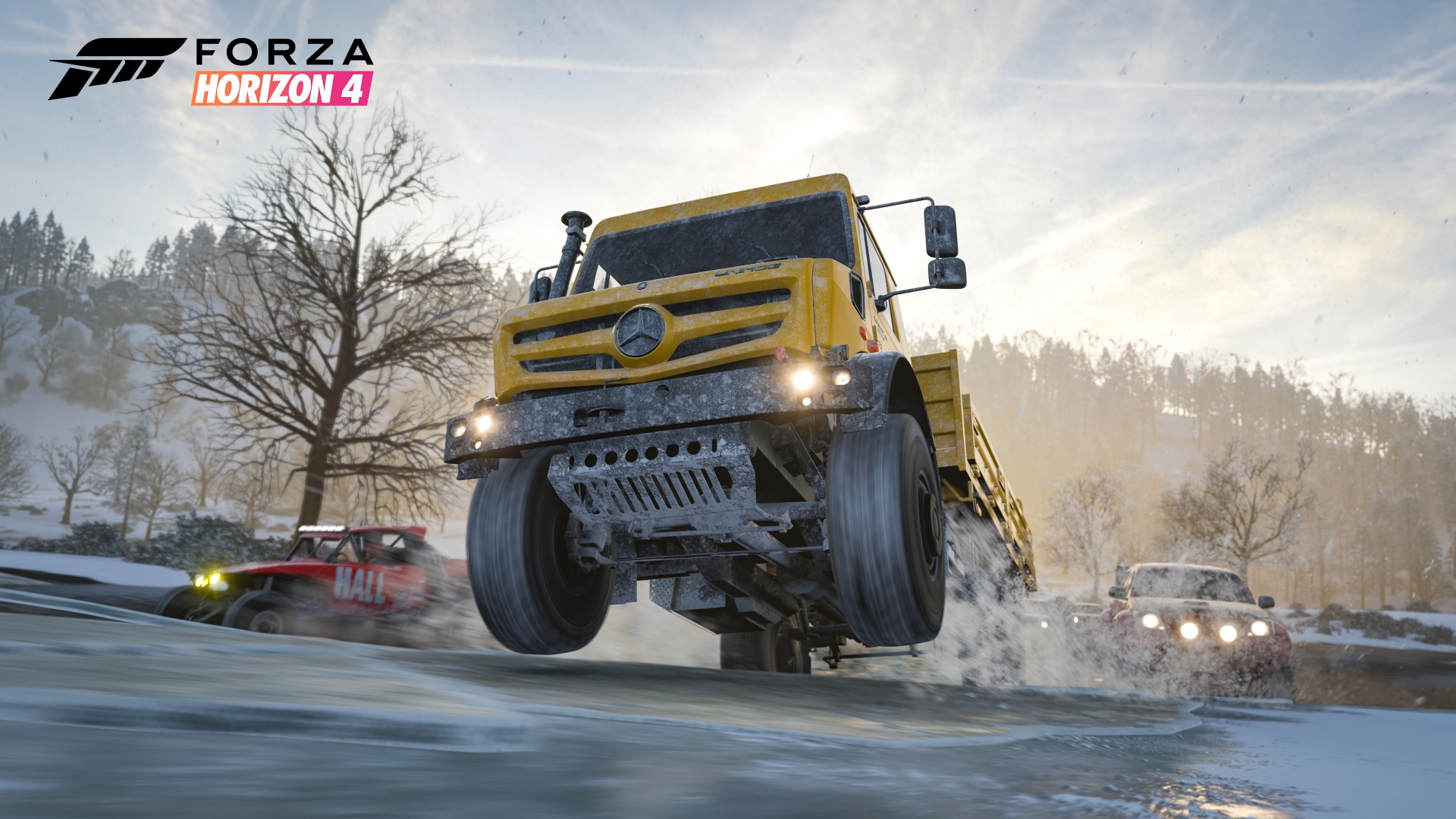 Forza Horizon 4 review - GodisaGeek com