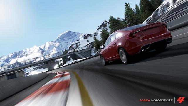 Forza 4 Volvo