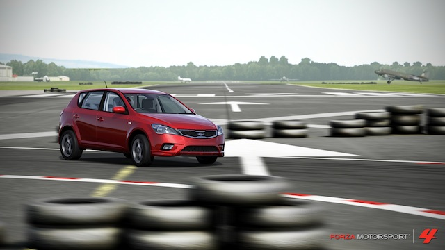 Forza 4 Top Gear Kia C'eed