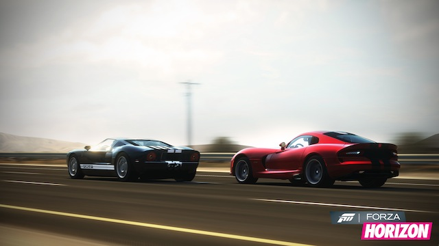 Forza Horizon - Screenshot 01