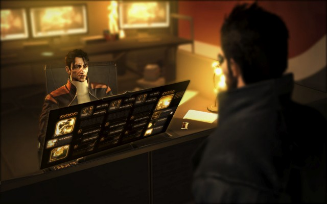 Frank Pritchard's office at Sarif Industries in Deus Ex Human Revolution