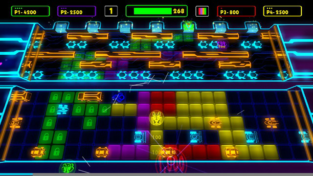Frogger: Hyper Arcade Edition - Updated Graphics