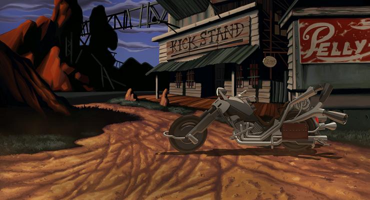 Full Throttle Remastered 002 - Kickstand (New)