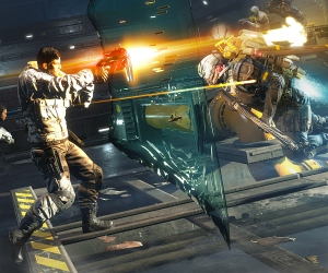 Gorgeous New Fuse Screenshots Show Squad-Based Mayhem