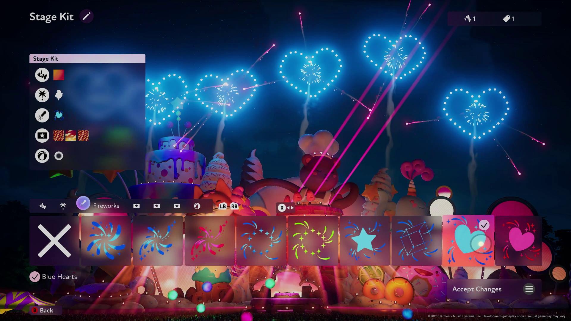 A screenshot from Fuser