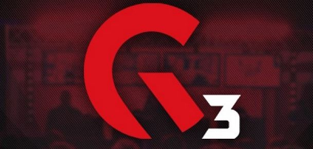 Gfinity G3 Ticket Giveaway