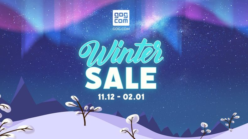 GOG Winter Sale 2019