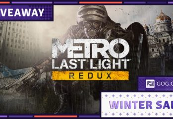 Grab Metro: Last Light Redux for free