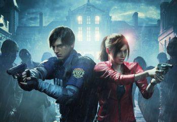 GOTY 2019 Resident Evil 2