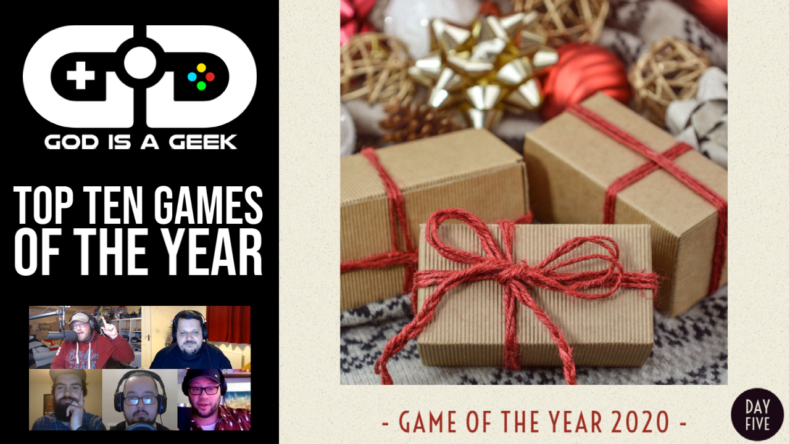 GOTY 2020 Podcast: Day Five (The Finale)