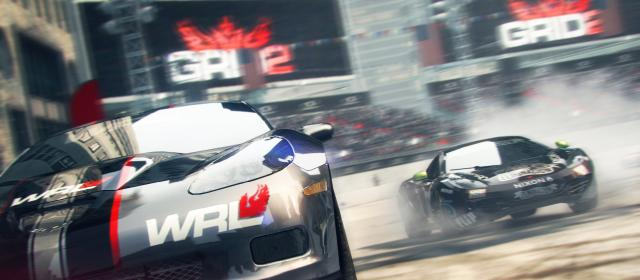 UK Charts – Grid 2 Holds On To Pole Position
