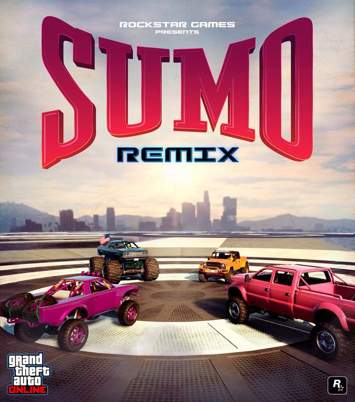 Sumo (Remix) Heads Up This Week's GTA Online Update