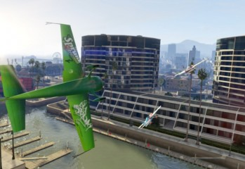 GTA Online Featured