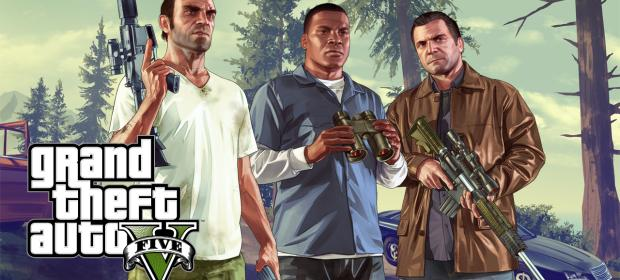 UK Charts: Grand Theft Auto V Is Number One
