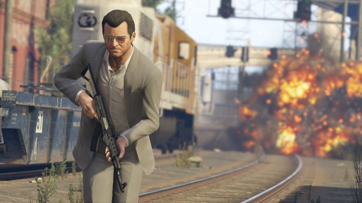 GTA V ps4 review