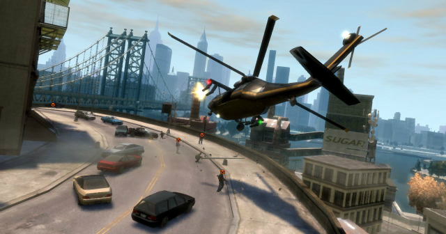 GTAIV - Screenshot