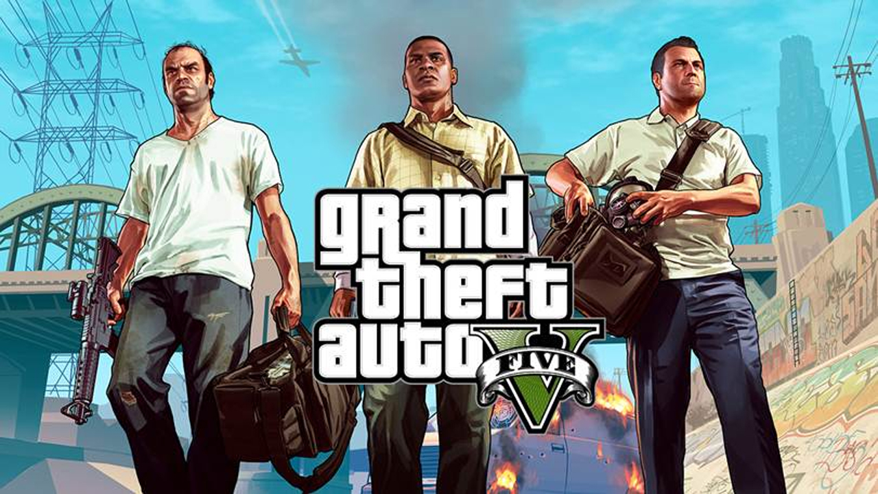 Image result for Grand Theft Auto V