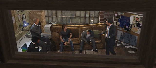 Grand Theft Auto V Gets A New Trailer