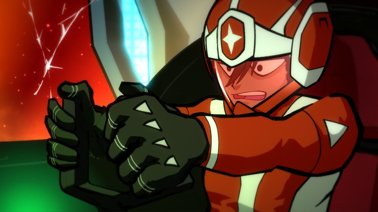 Galak-z ps4 review
