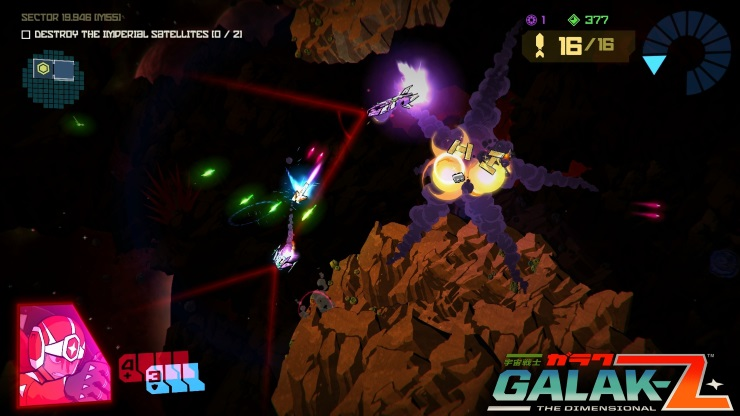 Galak-z screenshot