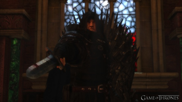 Game of Thrones - Mors at the Iron Throne