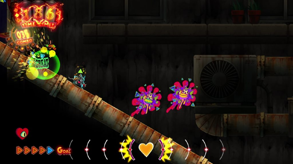 A screenshot of upcoming NIS America game Mad Rat Dead