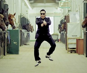 Gangnam Style out Now for Just Dance 4