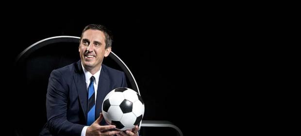 Gary Neville Signs for EA Sports in Ambassadorial Role