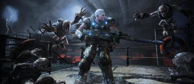 New Gears of War: Judgment Map Coming Wednesday, and it's Free
