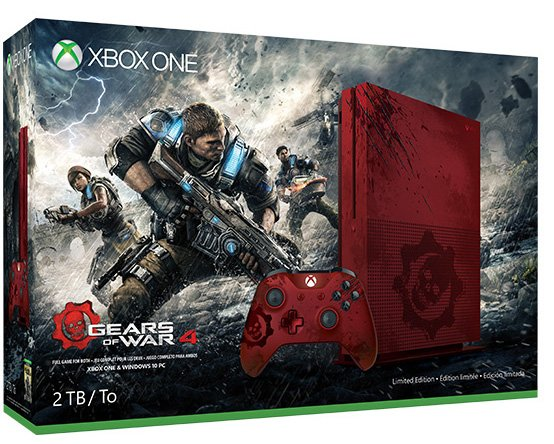Gears Xbox One S