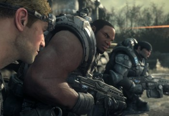 Gears of War Delta Squad