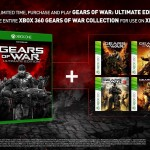 "Play Every Gears of War Game for Free on Xbox One with ""Gears of War: Ultimate Edition"" Purchase"