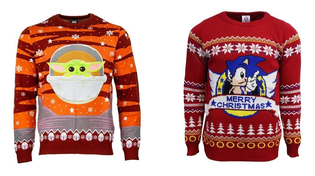 Geek Store Christmas Sweaters